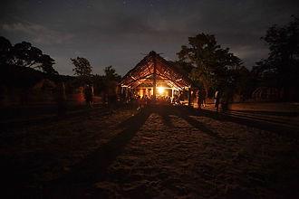 John Frum Movement, Cargo Cult, friday night celebration on Tanna Island, Vanuatu