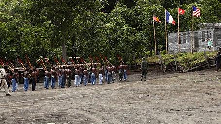 John Frum Day celebration, Cargo Cult waits for America on Tanna Island, Vanuatu