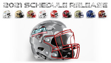 CSFL Announces 2021 Schedule