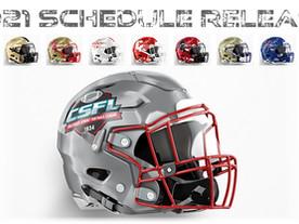 CSFL Announces 2021 Schedule
