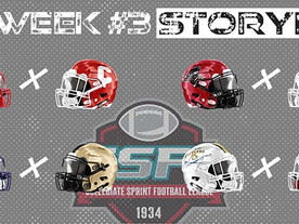CSFL Week #3 Storylines