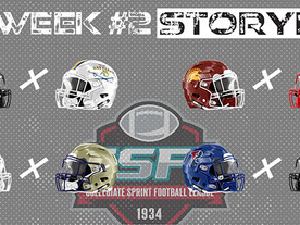 CSFL Week #2 Storylines & Matchups