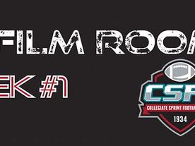 CSFL Film Room (Week #1)