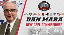 Dan Mara Named Commissioner of CSFL