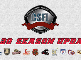 CSFL Announcement on 2020 Season