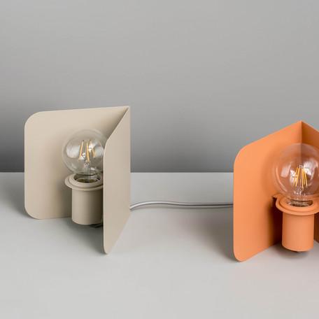 Lampen aus Metall