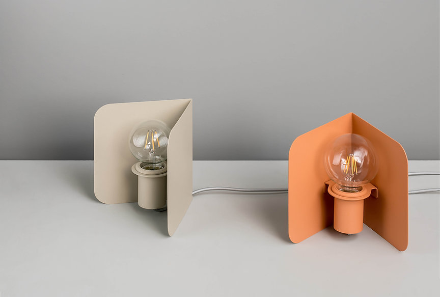 Lampes en métal