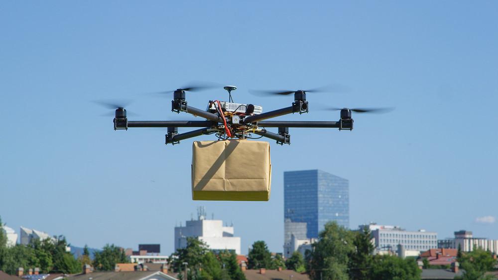 Carolina Drone Academy Drone Delivery