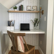 small space office design