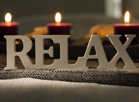 Do you know how to relax?