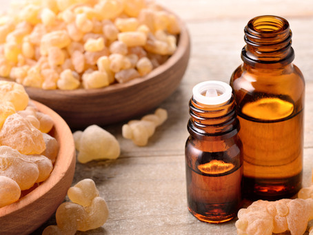 The Health Benefits of Frankincense Essential Oil