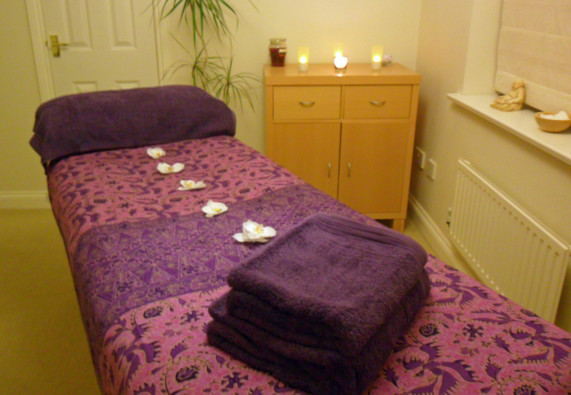 Relaxing Treatment Room
