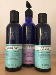Organic Body Products