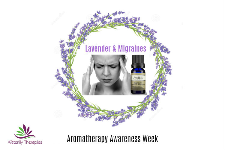 Lavender and migraines