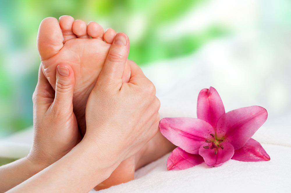 Stress, anxiety and Reflexology