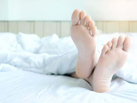 Sleep and Reflexology