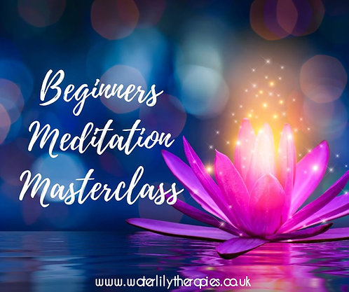 Beginner's Meditation Masterclass