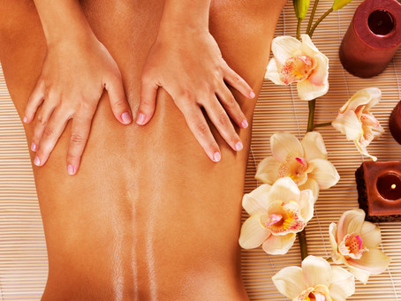 7 Reasons to get a back massage