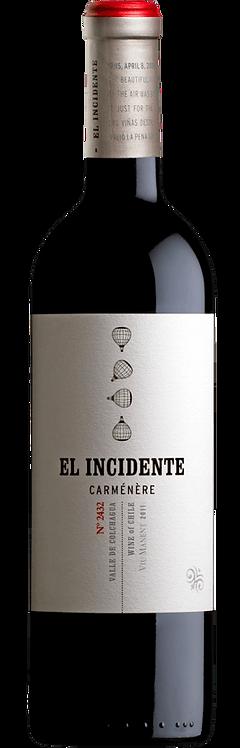 El Incidente, viña Viu Manente, Carmenere 2012