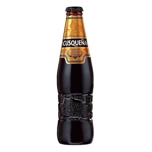 Cerveza Negra- Dark Lager Cusqueña Pérou/Pack de 6 bt.