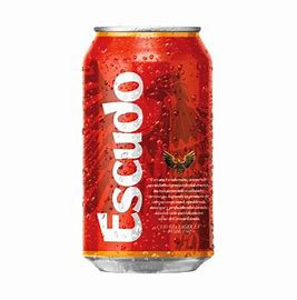 Cerveza Escudo Chile/Pack 6 bt