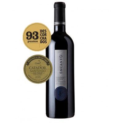 Encanto, viña Pino Azul, Assemblage 2016