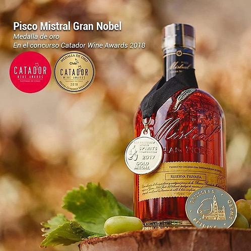 Pisco Gran Nobel Reserva Privada/ Haut gamme