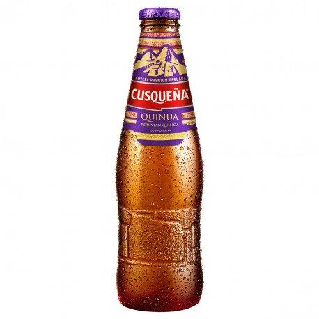 Bière Quinoa Pérou /Pack 6 unités