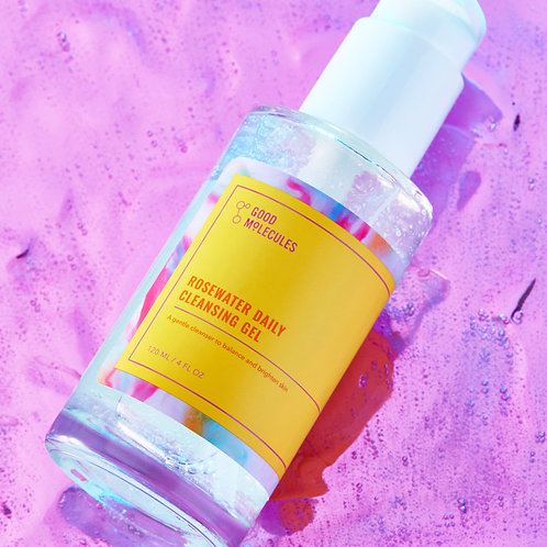 Limpiador Rosewater Daily Cleansing Gel