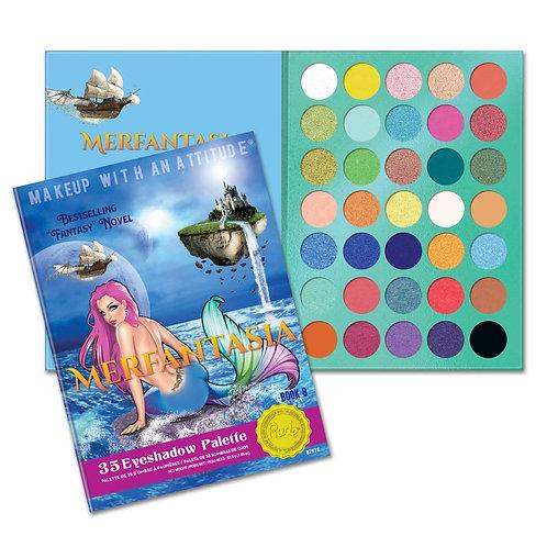 Paleta Merfantasia - Book 8