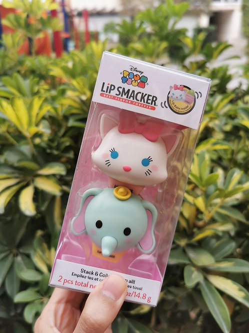 Bálsamos Tsum Tsum Stackable Duo - Dumbo y Marie