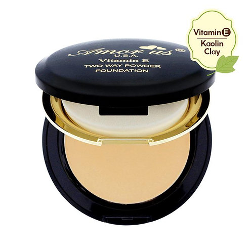 Maquillaje compacto Two-Way Powder Foundation