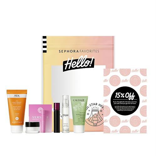 Sephora Favorites Hello! Beauty Icons Set