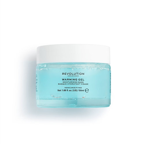 Mascarilla Warming Gel Moisturising Face Mask