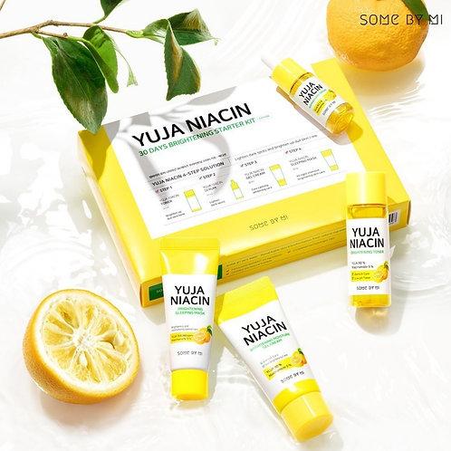 Set Yuja Niacin 30 Days Brightening Starter Kit