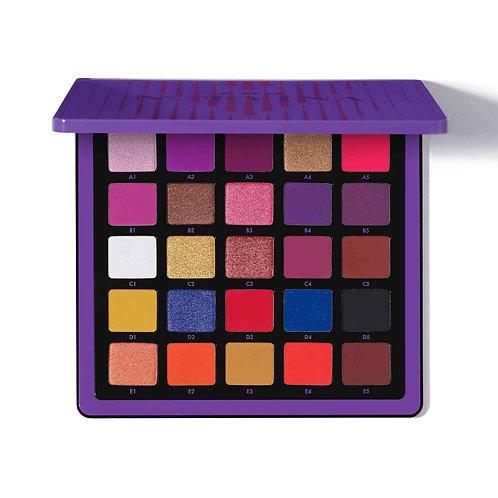 (Detalle) Paleta Norvina Pro Pigment Palette Vol. 1
