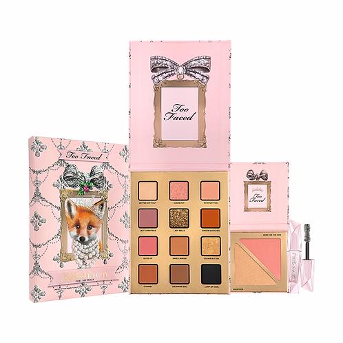 Set Enchanted Beauty Foxy Neutrals Makeup Set