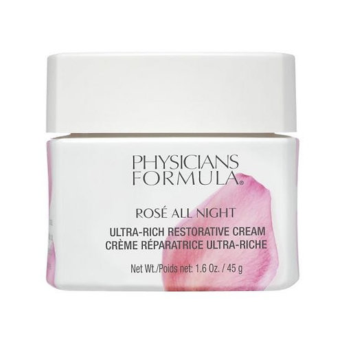 Crema de noche Rosé All Night Ultra-Rich Restorative Cream