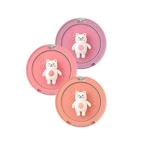 Rubores Bling Cat Powder Cheek