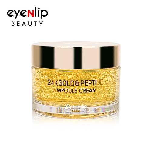 Crema Serum 24K Gold & Peptide Ampoule Cream