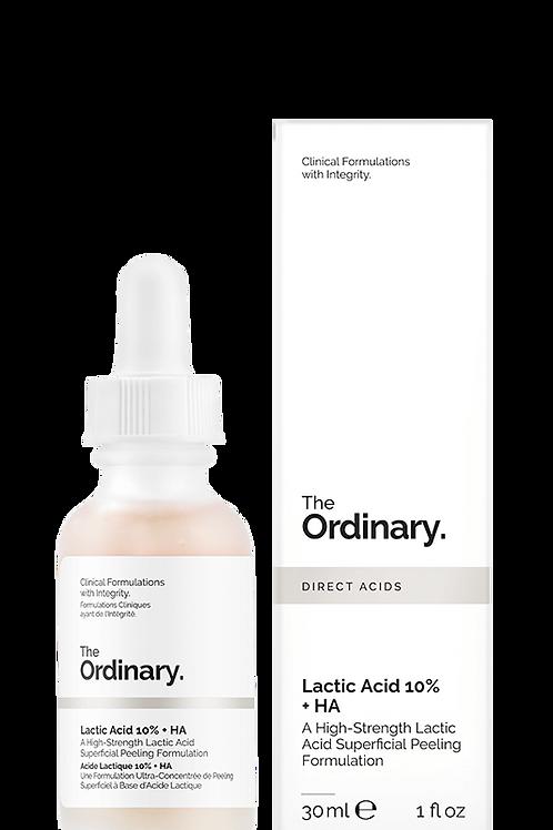 Lactic Acid 10% + HA