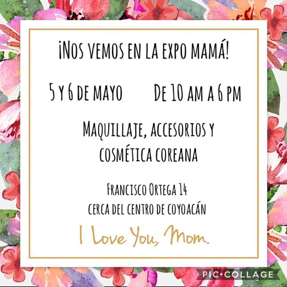 Expo mamá