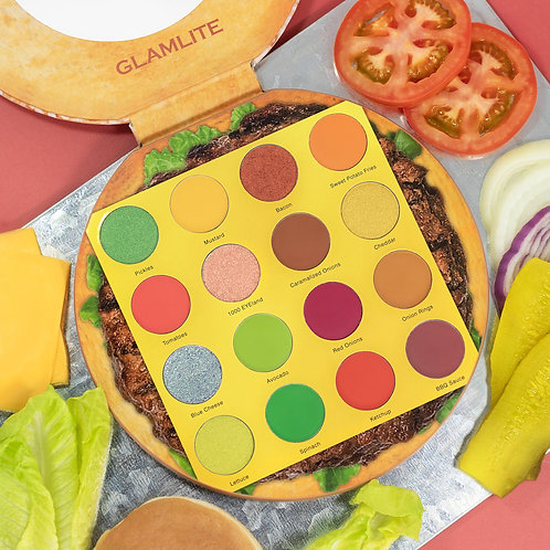 Paleta Burger Palette