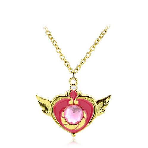 Collar Sailor Moon corazón