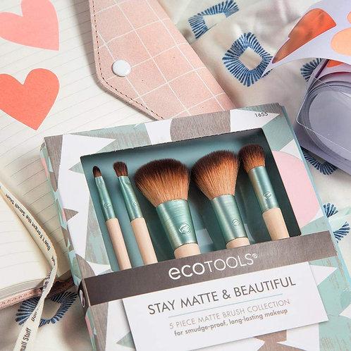 Set de brochas Stay Matte & Beautiful Kit