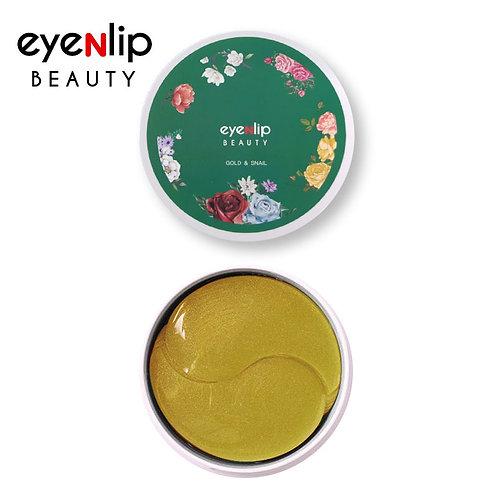 Parches para ojos Gold&Snail Hydrogel Eye Patch
