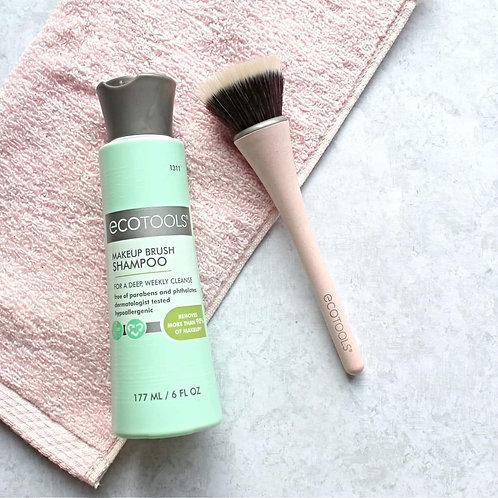 Ecotools Shampoo para brochas Makeup Brush Shampoo   iluvit