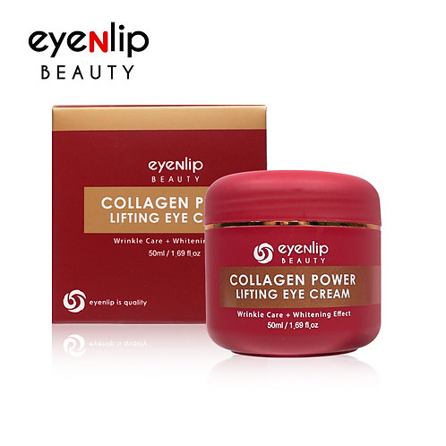 Crema para contorno de ojos Collagen Power Lifting Eye Cream