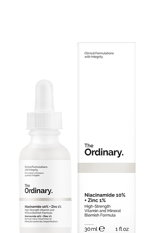 Niacinamide 10% + Zinc 1% The Ordinary
