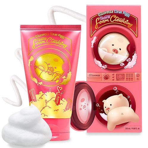 Espuma limpiadora Clean Piggy Pink Energy Foam Cleansing